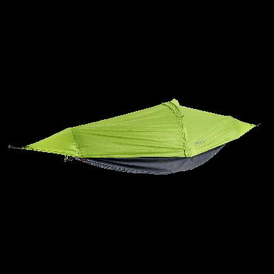 Flying Tent, Hammock & Poncho   Grasshopper Green