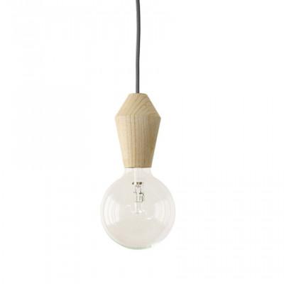 Männliche Lampe - Graues Kabel