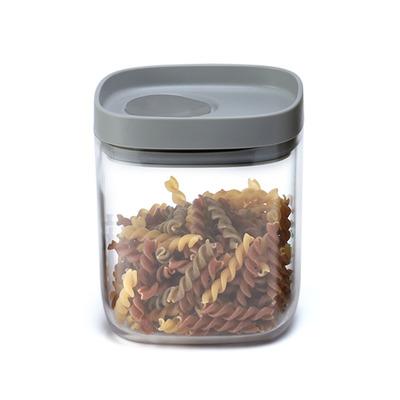Storage Jar Pinto 0.6L | Clear-Grey