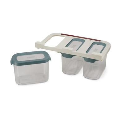 3er-Set Lebensmittelbehälter CupboardStore   1,3 Liter