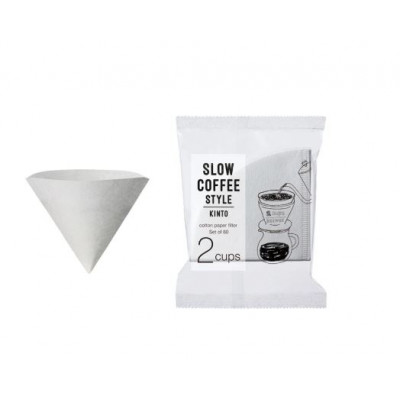 Baumwoll-Kaffeefilter