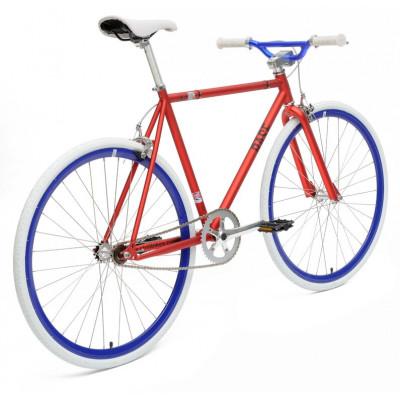 Chill Bikes | Basis Rot - Blau