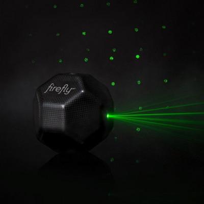 Firefly laser lamp | Emerald