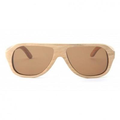 27,2g Wooden Sunglasses   Natural