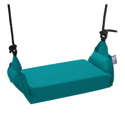 Swing Marshmallow BIG   Aquablau