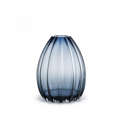 2Lips Vase Small   Blue