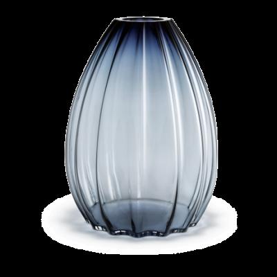 2Lips Vase Large   Blue