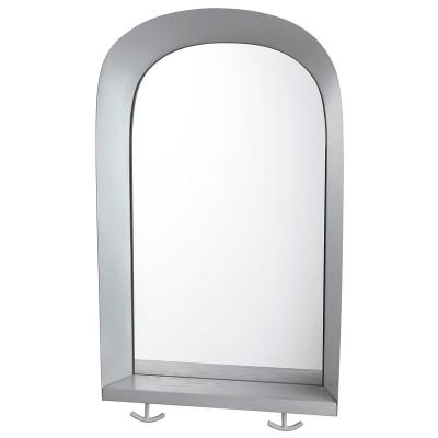 Portal-Spiegel   Grau