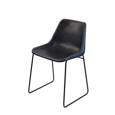 Stuhl Giron Niedrig - 45 cm | Schwarz