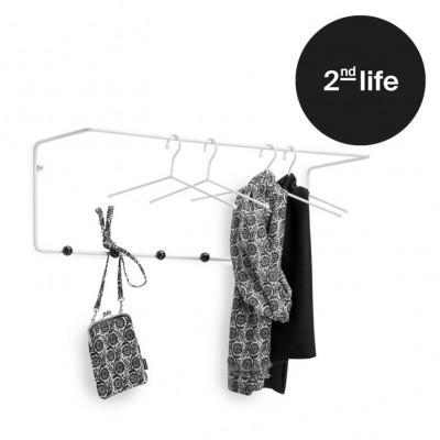 2tes Leben | Mixrack Kleiderständer | Weiß -L
