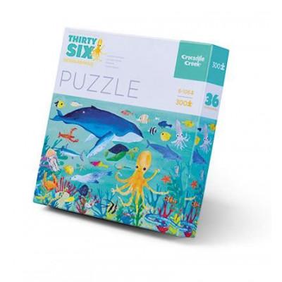 300 Pieces Puzzle | Ocean Animals