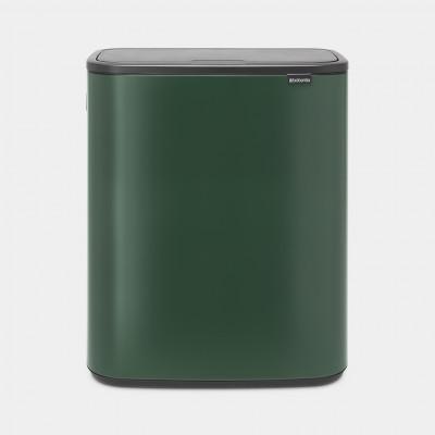 Mülleimer Bo Touch 60 L | Grün