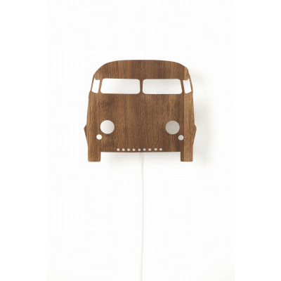 Auto-Holzlampe