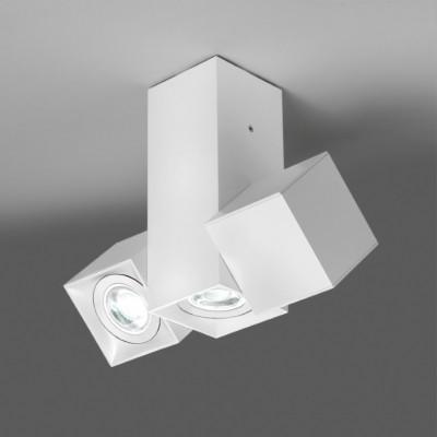 Deckenleuchte Dau 204 X 3 | Weiß