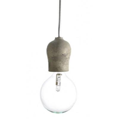 Stella Pendant Lamp I Concrete Grey