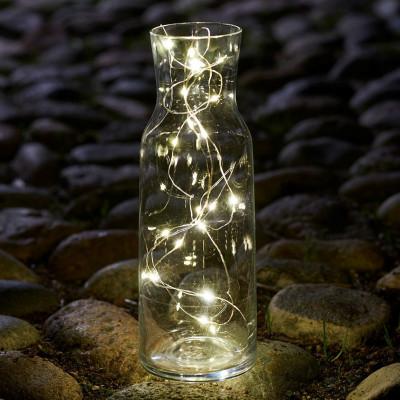 String Lights Knirke | Silver
