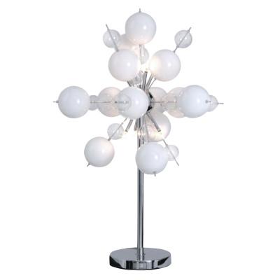 Tischlampe Explosion | Weiß