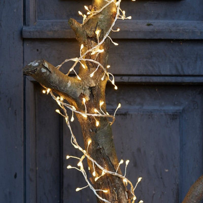 Knirke Cluster-Licht