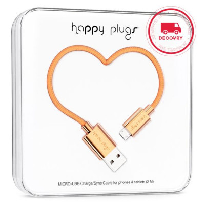 Micro-USB Carge/ Sync Cable | Rose Gold