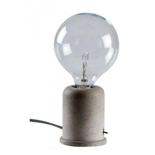 Stella Table Lamp I Concrete Grey