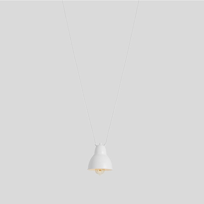 Hängeleuchte Verstellbare Hängeleuchte Coben Hangman 1 | Weiß