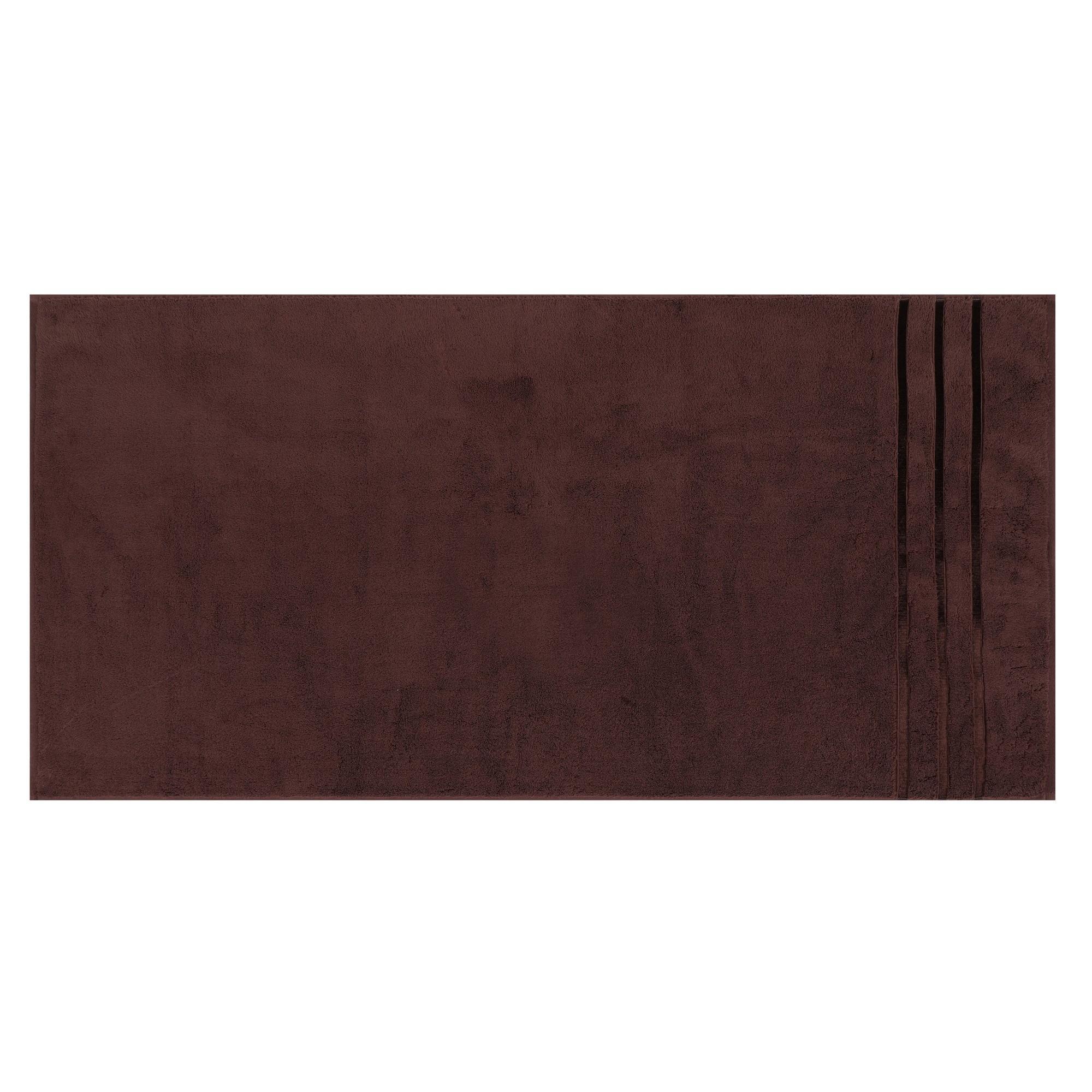 Handtuch Dolce 3er-Set   Beige, Creme & Braun