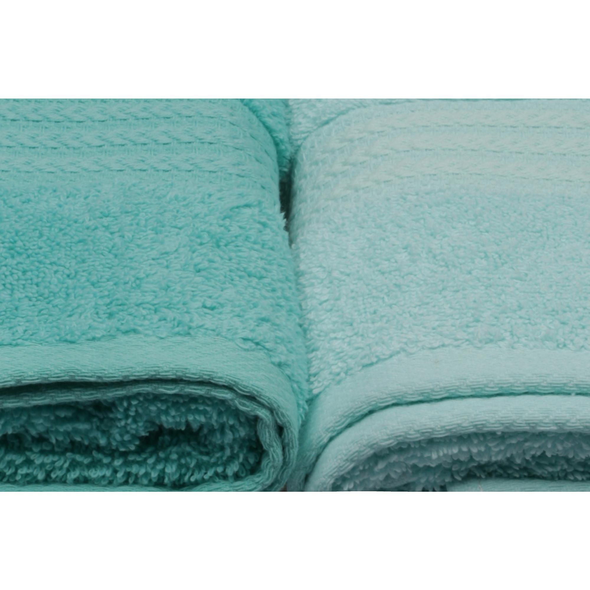 Handtuch Rainbow 4er-Set   Water Green