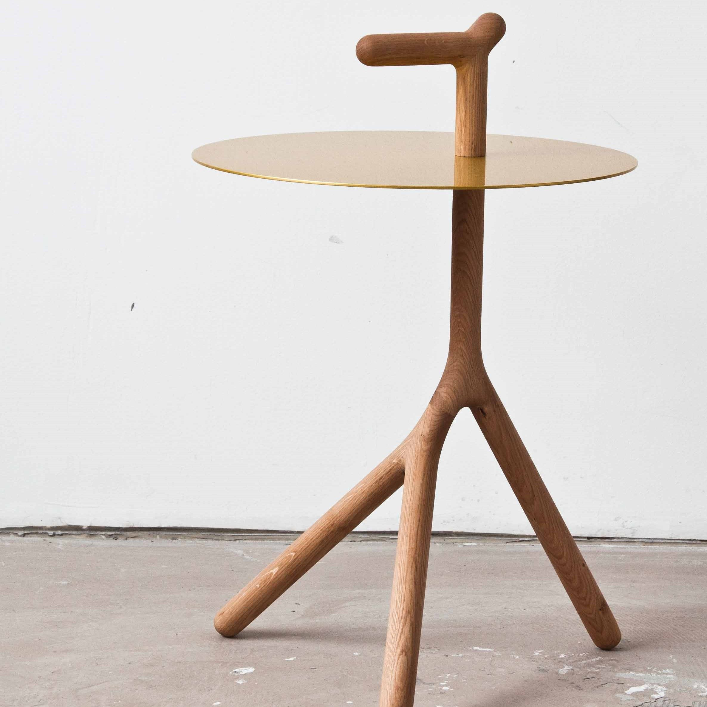 Yot Side Table | Gold