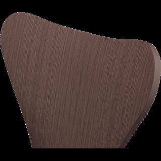Serie 7 3107 Stuhl   Nussbaum