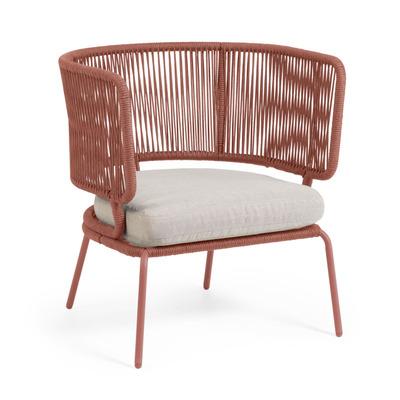 Sessel Nadin Innen/Außen | Terrakotta