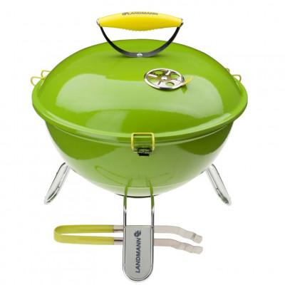 Barbecue Piccolino   Charcoal   Green