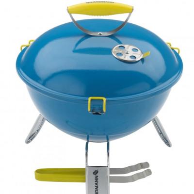 Barbecue Piccolino   Charcoal   Blue