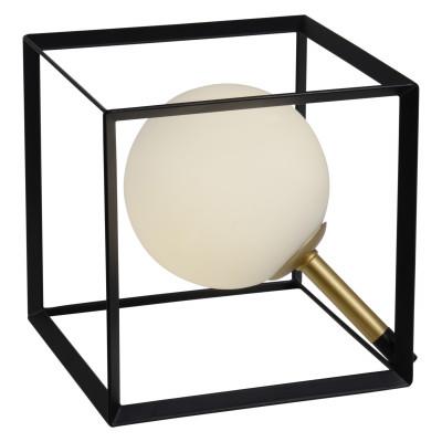 Tischlampe Cadre 15 cm | Schwarz