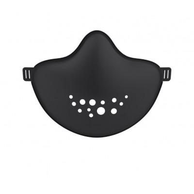 Nachhaltige Gemeinschaftsmaske (Keine Atemschutzmaske nach FFP-Normen) | Schwarz