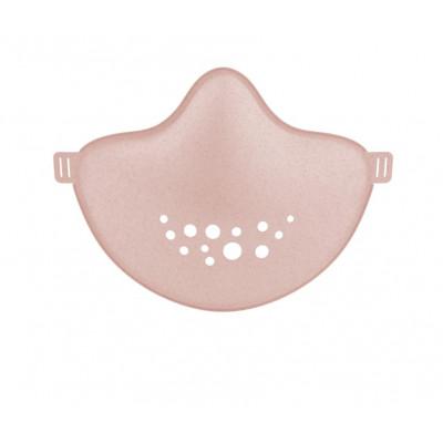 Nachhaltige Gemeinschaftsmaske (Keine Atemschutzmaske nach FFP-Normen) | Rosa