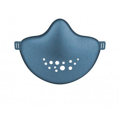 Nachhaltige Gemeinschaftsmaske (Keine Atemschutzmaske nach FFP-Normen) | Blau