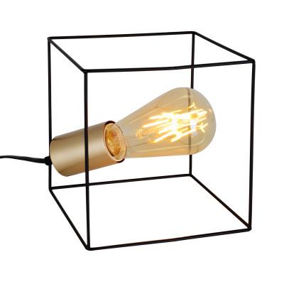 Tischlampe Canto 16 cm | Schwarz