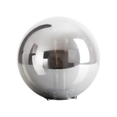 Tischlampe Vaso 25x25cm | Anthrazit