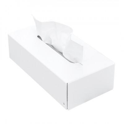 Taschentuchbox   Weiß