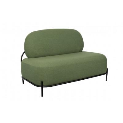2-Sitzer-Sofa Polly   Grün