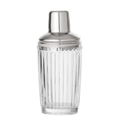 Cocktail Shaker   Glas   Klar