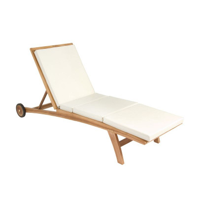 Lounger with Cushion