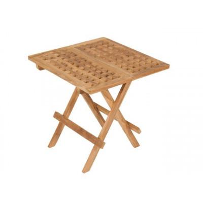 Folding Table   Teak