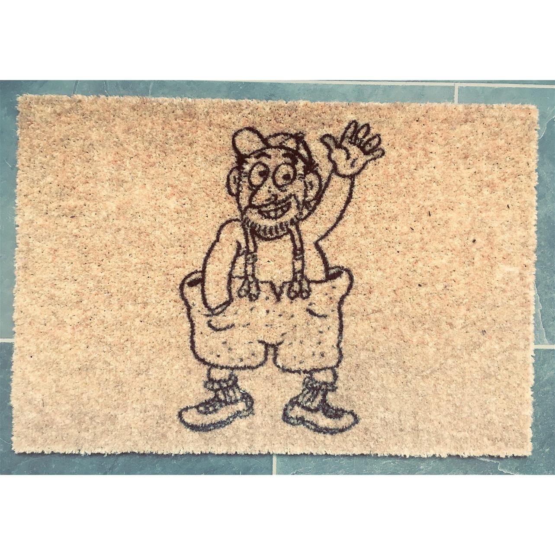 Fococo Doormat | URB Ik Verwacht Je-40 x 60 cm