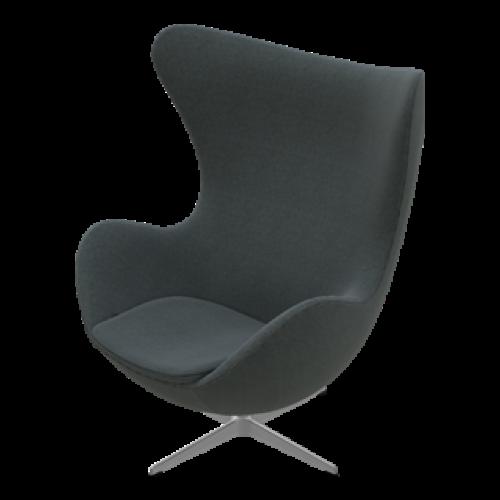 Egg Lounge Chair | Salz & Pfeffer Divina Melange