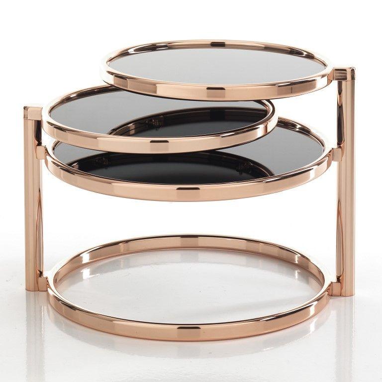 Coffee Table | 3 Rings