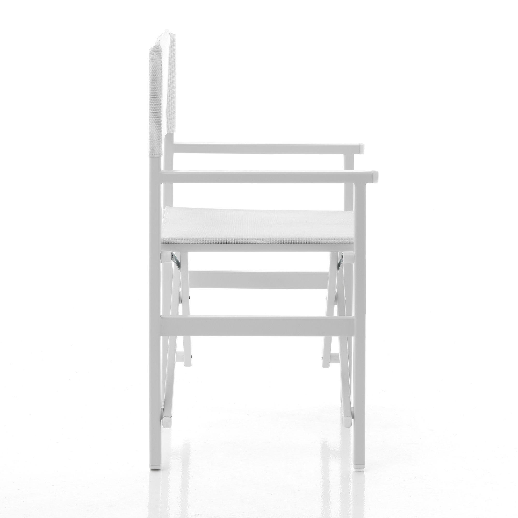 Folding Chair Milos | White
