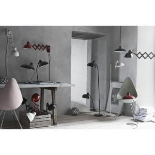 KAISER idell Floor Lamp   Matte Black