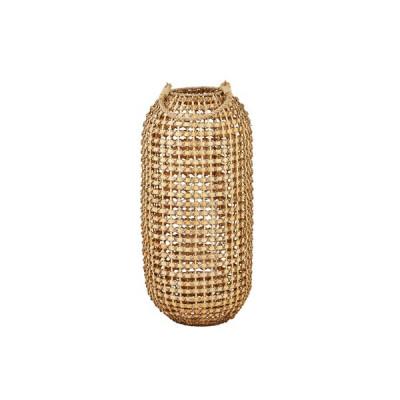 Laterne H 60 | Bambus / Glas