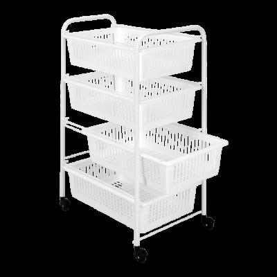 Küchenwagen Jumbotex | Weiß